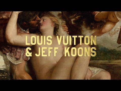Los bolsos de Louis Vuitton, intervenidos como obras de arte