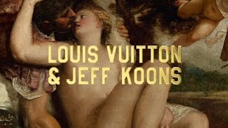 A collaboration between Louis Vuitton and artist Jeff Koons, the 'Masters' Collection remixes the iconic artworks of the Old Masters ...