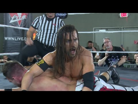 Adam Cole drills Austin Theory with Panama Sunrise: EVOLVE 127 (WWE Network Exclusive)