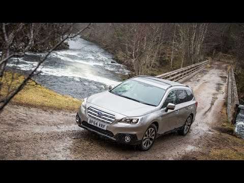 Subaru Outback EyeSight Technology
