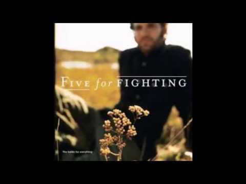 Dying - Five for fighting (piano solo, faithful transcription)
