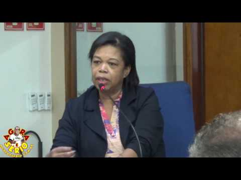 Tribuna Vereador Irineu Machado e Cida Nunes dia 23 de Maio de 2017
