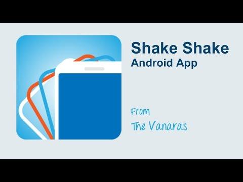 Video of Shake Shake