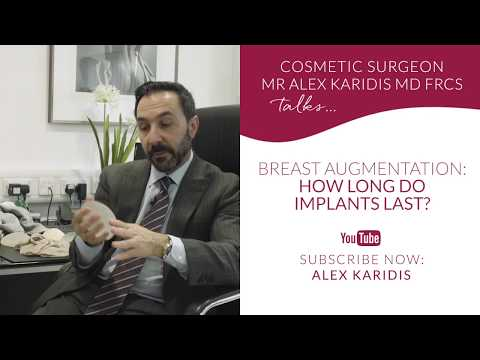 Breast augmentation: How long does an implant last?