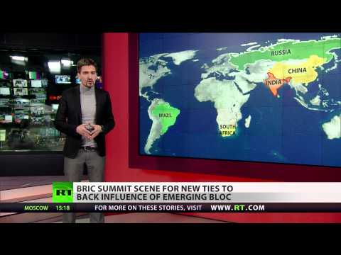 Geopolitical Giants: BRICS world's wealthiest bloc in 30 yrs?