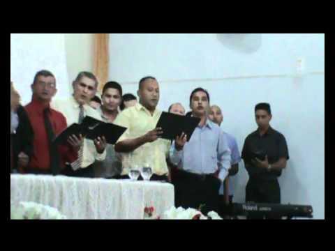 Cícero Nogueira na AD em Sta. Bárbara do Pará - A Órdem é Comemorar