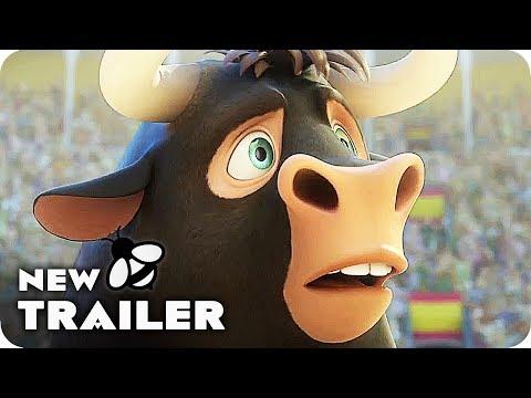 Ferdinand Trailer 3 (2017) Animated Movie