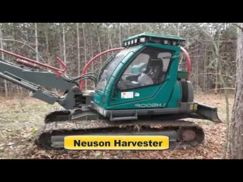 Neuson Harvester Best
