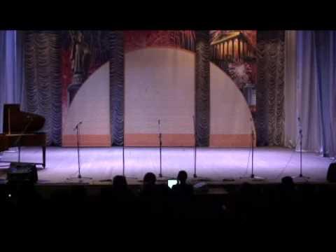 Отчетный концерт 19.04.2012