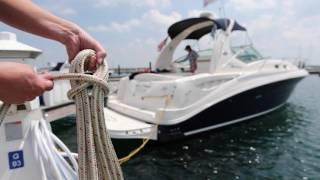 Conseils nautiques pratiques : Lover un cordage