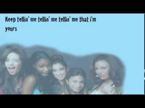 Tekst piosenki Fifth Harmony - Tellin' Me po polsku