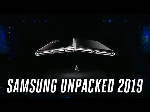 Samsung Galaxy S10 event in 11 minutes