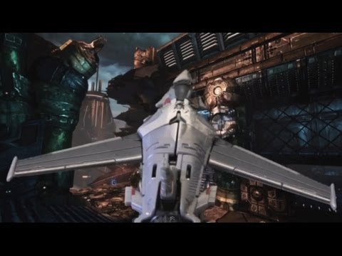 Episode 8 Attack on Sentinel Prime   Transformers Stop Motion : Revolution