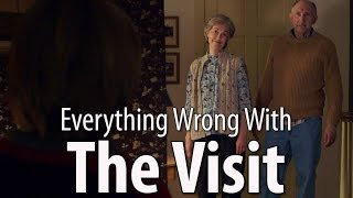 Everything Wrong With The Visit In 14 Minutes Or Less by Cinema Sins