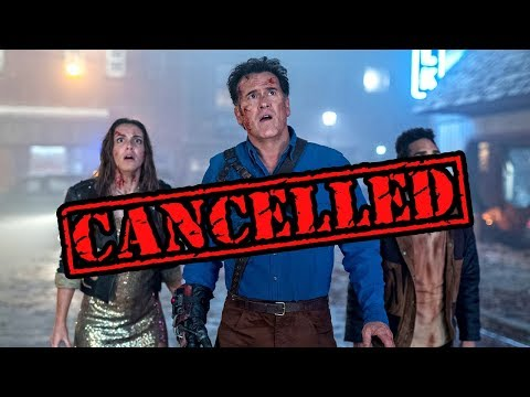 Ash Vs Evil Dead CANCELLED - SERIES Finale Explained/Review