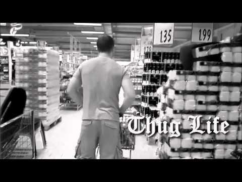Thug Life im Supermarkt