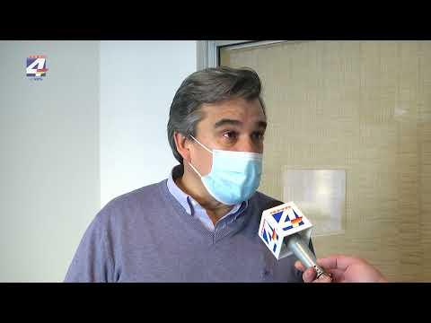 Senador Carlos Camy de gira por Paysandú