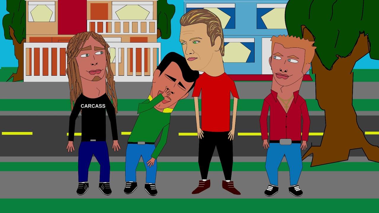 4 Extraños en D.C - ¿Josh Homme es Arnoldo?