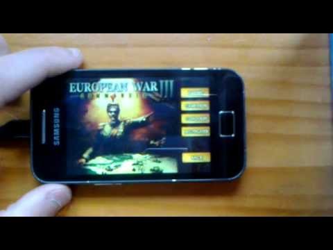 european war 3 android free