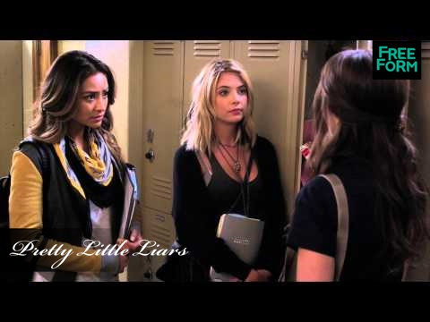 Pretty Little Liars 5.08 Clip 'Hanna's Bad Habits'