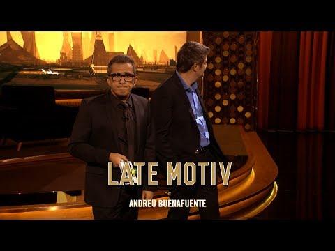 "LATE MOTIV - Monólogo de Andreu Buenafuente. ""Veo españoles""  #LateMotiv395"