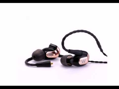 Westone W60 Signature Series 6 Driver Universal fit In ear Headphones