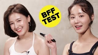 Video Momoland Takes The BFF Test MP3, 3GP, MP4, WEBM, AVI, FLV Desember 2018