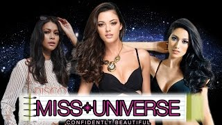 Video 10 FRONT RUNNERS of Miss UNIVERSE 2017 - 2018 (May EDITION) MP3, 3GP, MP4, WEBM, AVI, FLV November 2017