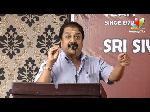 Sivakumar Inspirational Speech About Education and Language | 35th Agaram Foundation Awards 2014
