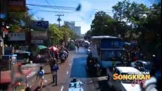Songkran Water Festival Pattaya 2012 - Mixx Discothegue