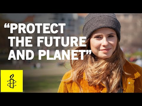 Meet Luisa, Germany's youth climate leader