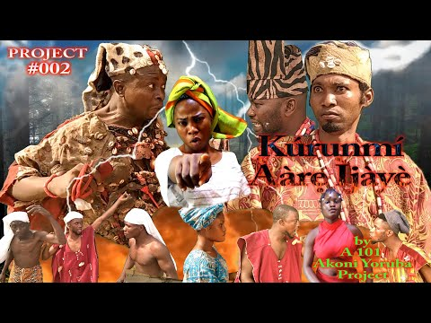 Kurunmi Aare Ijaye. This is project 2 under 'A 101 Akoni Yoruba Project'. A 2020 movie by Akanji Oje