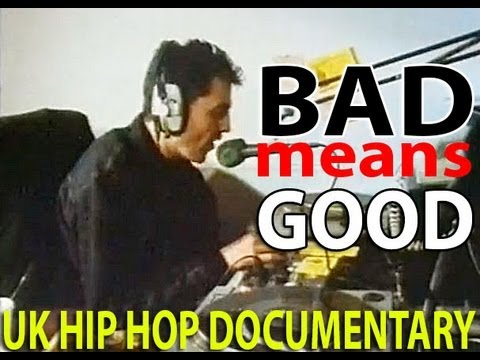 Bad Meaning Good (1987) UK Hip Hop Documentary