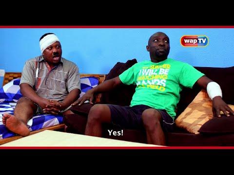 Akpan and Oduma 'SNAKE CATCHERS'