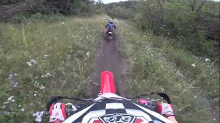 8. 2011 KTM 50 SX mini MTN Ride August 2015