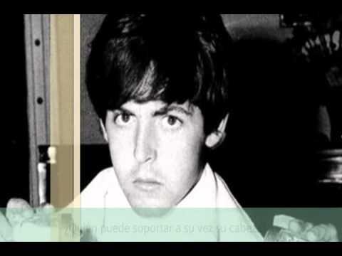 Tekst piosenki Paul McCartney - At the mercy po polsku