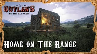 MMO-вестерн Outlaws of the Old West вышел в раннем доступе