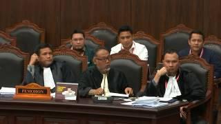 Video Panas!! Perdebatan BW dan Hakim MK soal Jaminan Keamanan bagi Saksi yang akan Hadir (1) MP3, 3GP, MP4, WEBM, AVI, FLV Juni 2019