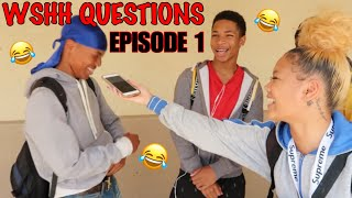 WSHH Questions EP.1😂‼️ HIGHSCHOOLEDITION