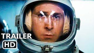 Video FIRST MAN Official Trailer (2018) Ryan Gosling, Claire Foy Movie HD MP3, 3GP, MP4, WEBM, AVI, FLV Juni 2018
