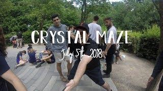 Zap zap - Crystal Maze - ZAP IN LONDON