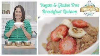 Vegan Breakfast Quinoa