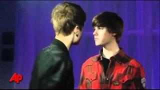 Justin Bieber Gets Waxed