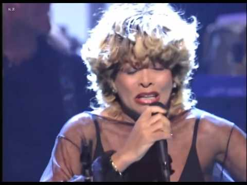 Happy 76th Birthday Tina Turner! You're Simply the Best! (видео)