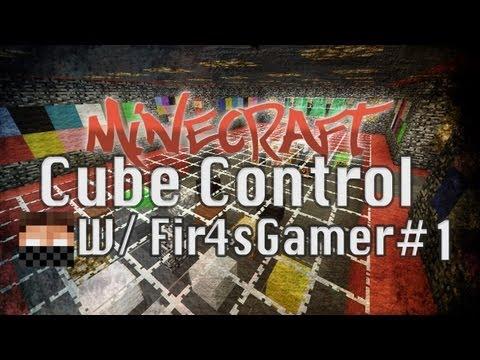 Minecraft : cube control / ماينكرافت - التحكم
