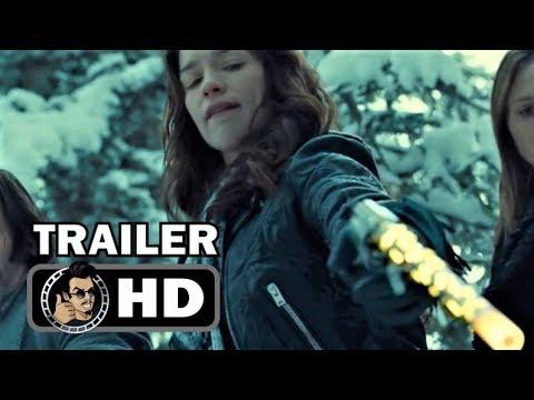 WYNONNA EARP Season 2 Official Trailer (HD) Melanie Scrofano Syfy Series