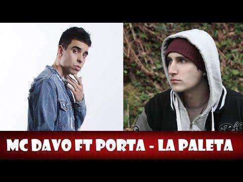 Frases sabias - MC DAVO FT PORTA - LA PALETA, DAVO HABLA DEL TEMA  SOMOS RAP