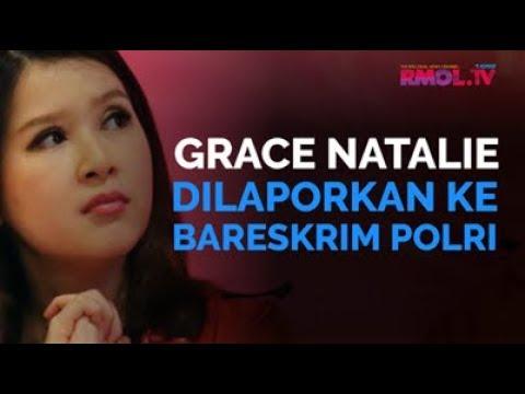 Grace Natalie Dilaporkan Ke Bareskrim Polri