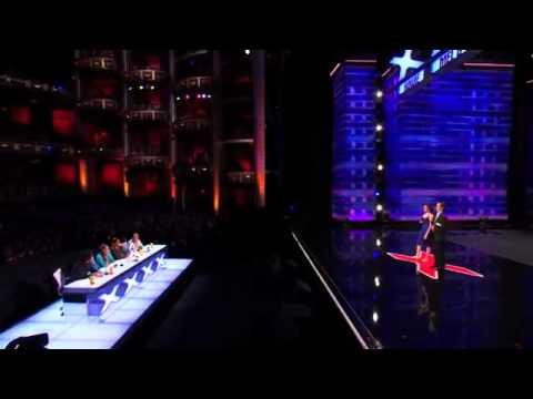 Amerika má talent: Blue Journey - stínový tanec