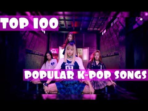 [TOP 100] MOST POPULAR K-POP SONGS OF 2016 (SEPTEMBER)